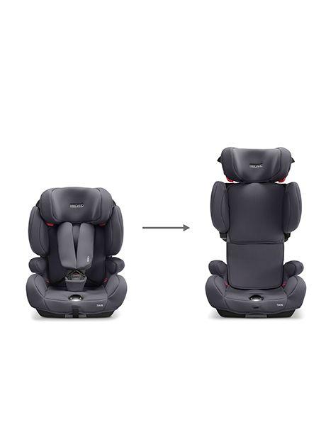 Recaro fotelik samochodowy Tian Isofix 9-36 kg kolor Simply Grey