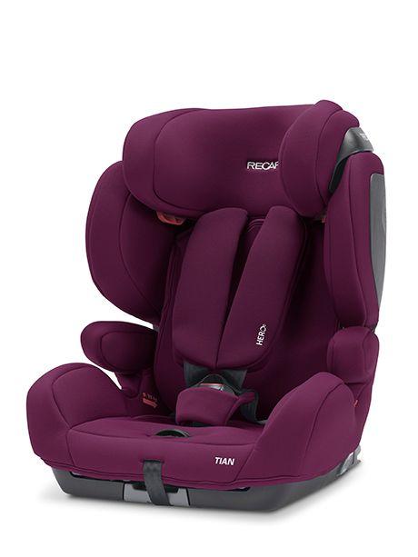 Recaro fotelik samochodowy Tian Isofix 9-36 kg kolor Very Berry