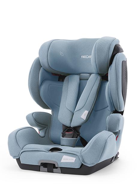 Recaro fotelik samochodowy Tian Elite isofix kolor Prime Frozen Blue