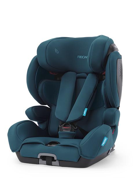 Fotelik samochodowy 9-36 kg Recaro Tian Elite Isofix kolor Select Teal Green