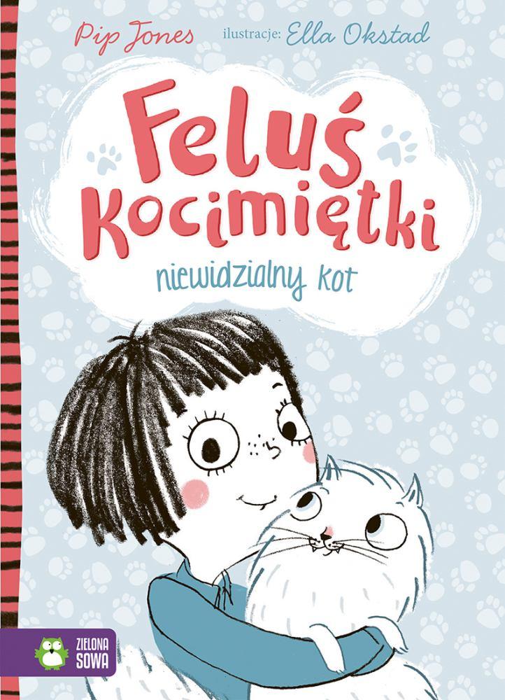 Feluś Kocimiętki niewidzialny kot 4+