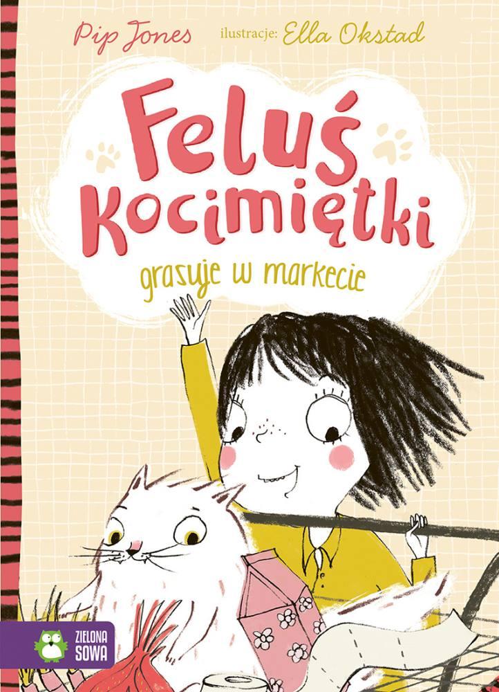 Feluś Kocimiętki grasuje w markecie 4+