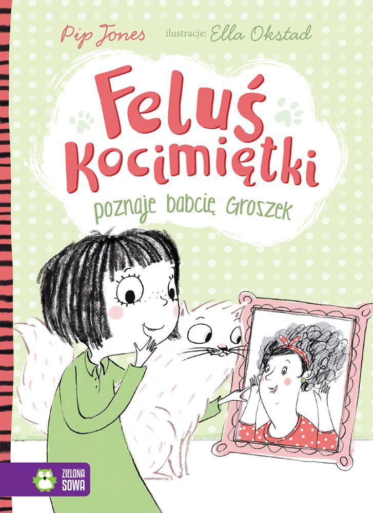 Feluś Kocimiętki poznaje babcię Groszek 4+