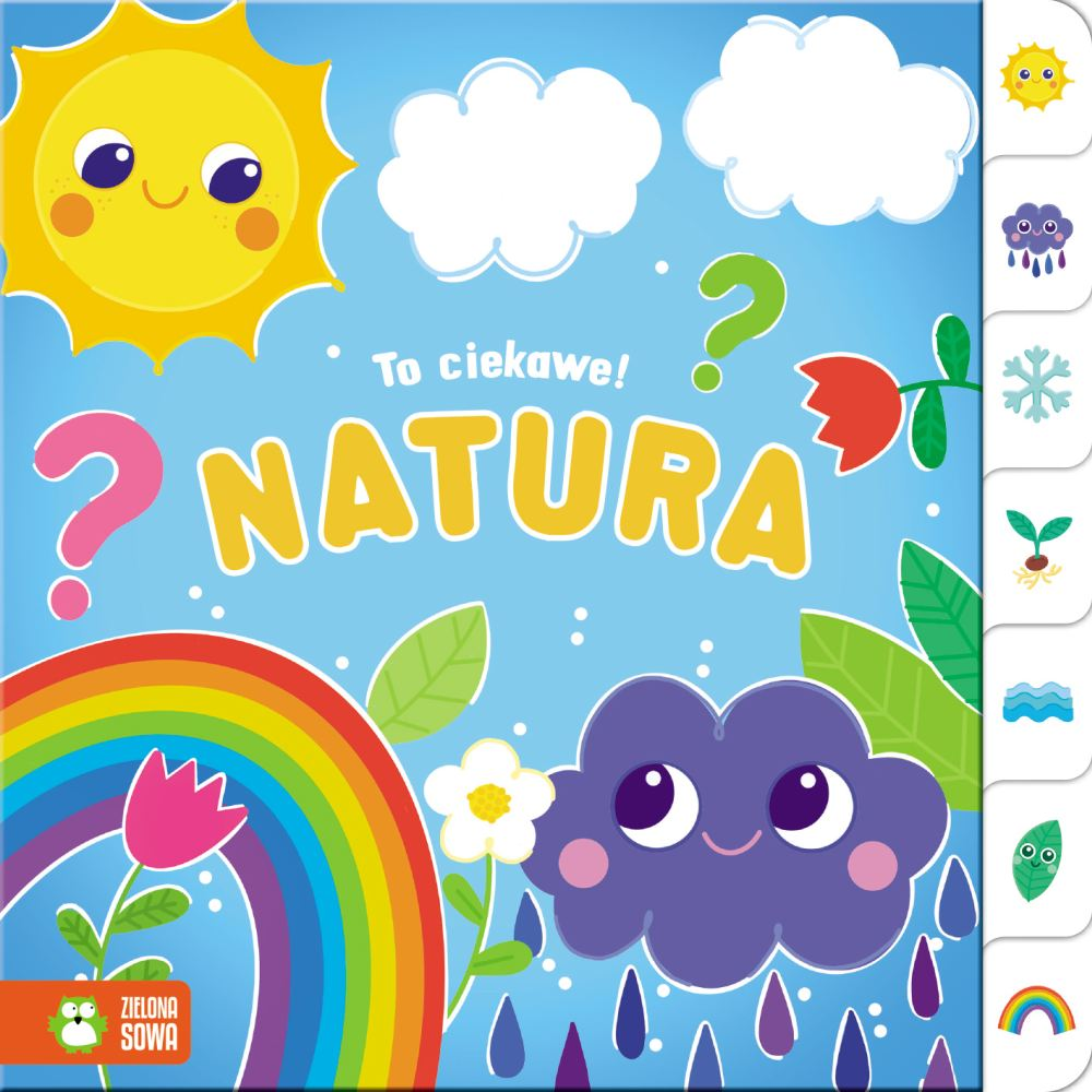 Książeczka to ciekawe Natura 2+