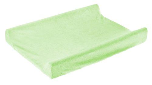Pokrowiec z gumką na przewijak 50x70 zielony