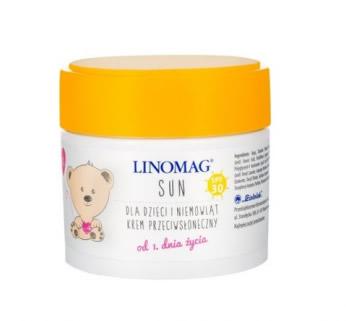 Krem przeciwsłoneczny dla dzieci i niemowląt SPF30 0m+ 50ml