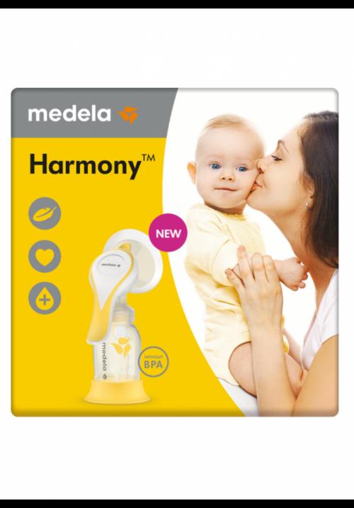 Ręczny laktator Medela Harmony Flex dwufazowy laktator
