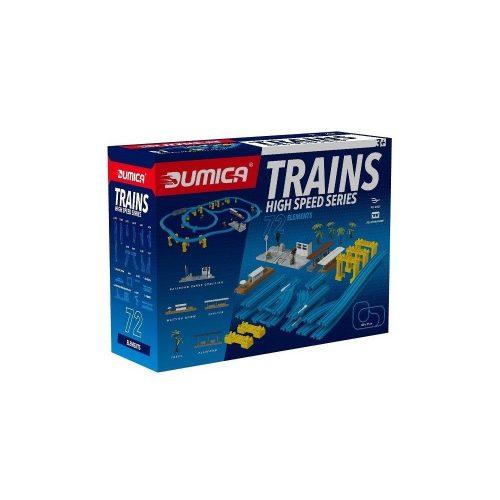 Dumica zestaw torów i akcesoriów do rozbudowy Railroad Expansion 3+