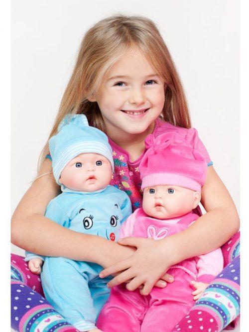 Lalka dla dzieci śpiewająca i mówiąca Agatka 46cm 3+
