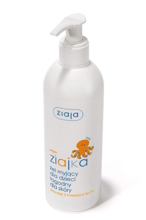 Ziajka kremowe mydło dla dzieci 300ml 3m+
