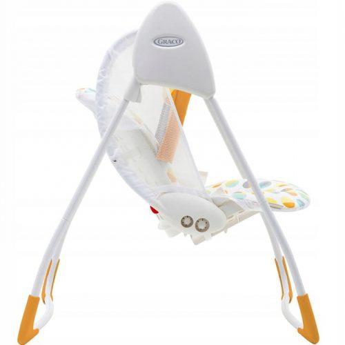 Huśtawka mechaniczna dla niemowląt i dzieci Graco Baby Delight 80 S Circles