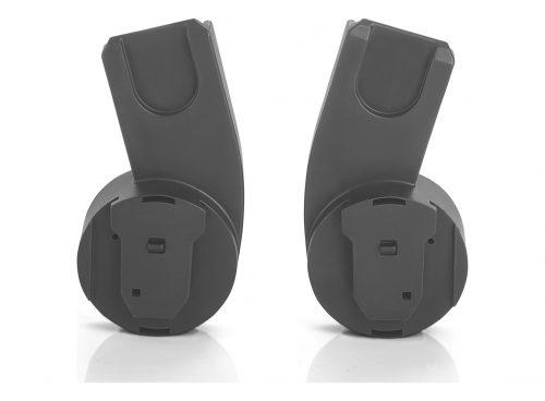 Cybex adaptery umożliwiające wpięcie fotelika samochodowego 0-13 kg na rame wózka Balios S Lux oraz Talos S Lux