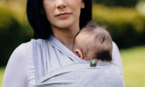 Lenny Lamb elastyczna chusta do noszenia dzieci One size 5m Chalcedon