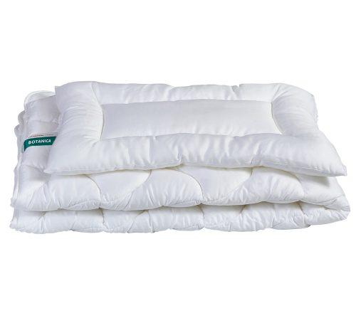 Komplet dziecięcy wypełnienie poduszka 40x60 i kołderka 100x135 Botanica Tencel Senna Baby