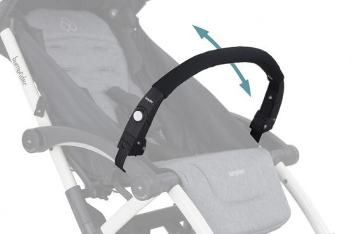 Uniwersalny pałąk do wózków spacerowych