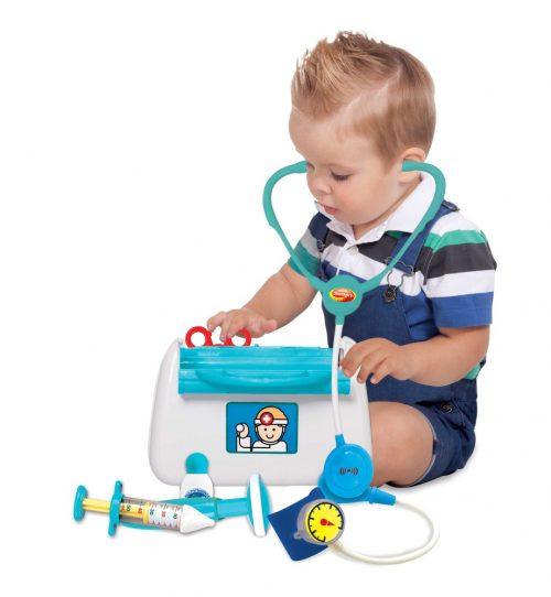 Zestaw Mały doktor Dumel - torba lekarska z akcesoriami DD28399