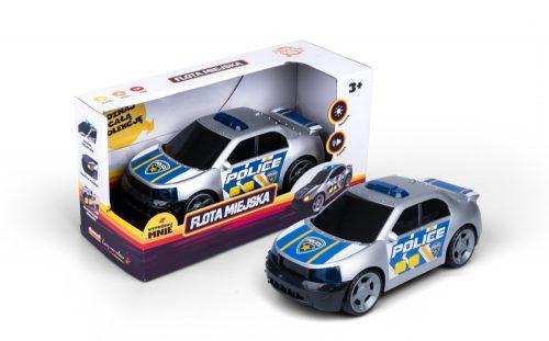 Samochód policja flota miejska Midi DUmel DIscovery 68391