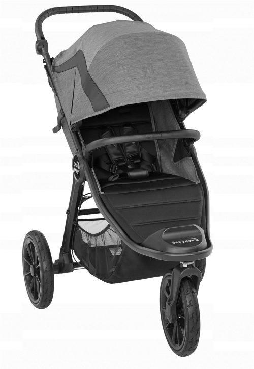 Wózek spacerowy Baby Jogger City Elite 2 kolor Barre - Edycja limitowana