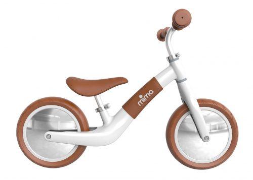 Rowerek biegowy Mima Zoom biały camel TA2-02W 24m+