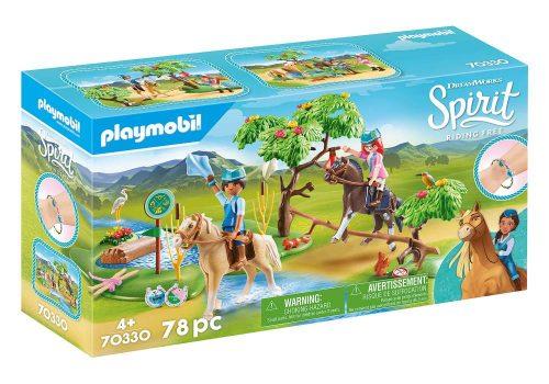 Playmobil Spirit Riding Free Turniej nad rzeką 4+ 70330
