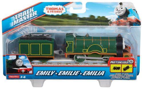 Tomek i przyjaciele lokomotywa z napędem + wagonik BMK87 CDB68 Emily