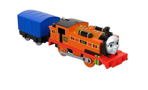 Tomek i przyjaciele Trackmaster Pociąg Nia z wagonikiem FXX47 BMK87