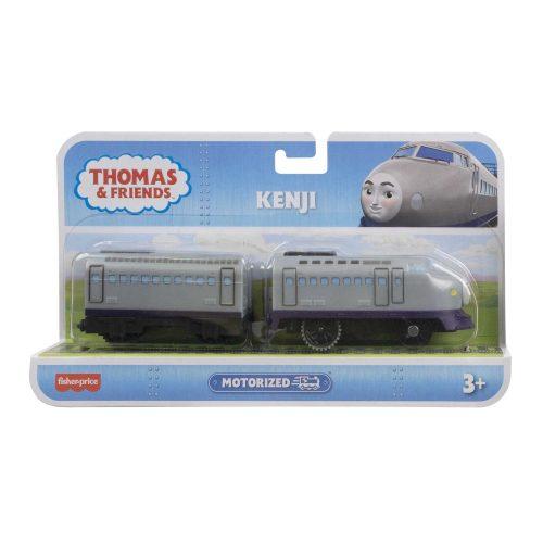 Tomek i Przyjaciele lokomotywa z napędem + wagonik BMK88 Kenji GYW10