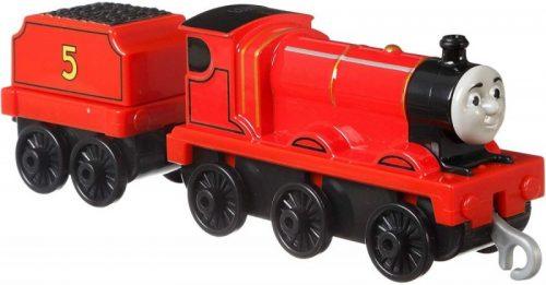 Tomek i Przyjaciele lokomotywa pchnij i jedź James FXX21