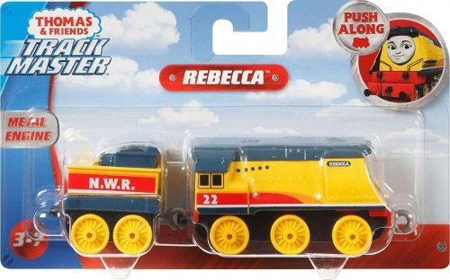 Tomek i Przyjaciele lokomotywa pchnij i jedź Rebecca FXX27