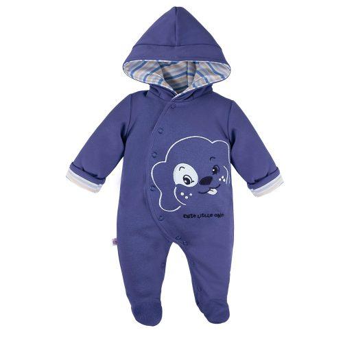 Ewa klucze pajac ocieplany Run&Fun niemowlęcy jesień wiosna 56 Jeans