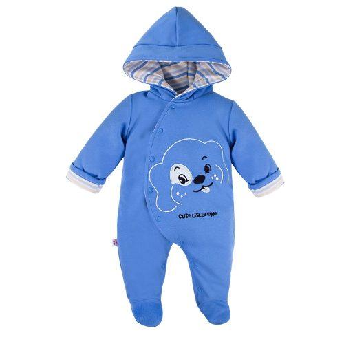 Ewa klucze pajac ocieplany Run&Fun niemowlęcy jesień wiosna 62 niebieski