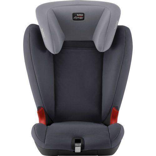 Fotelik samochodowy 15-36 kg Britax Romer Kidfix SL 4*ADAC kolor Storm Grey