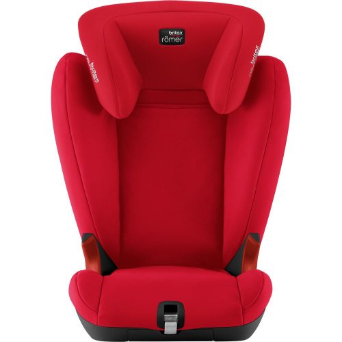 Fotelik samochodowy 15-36 kg Britax Romer Kidfix SL 4*ADAC kolor Fire Red