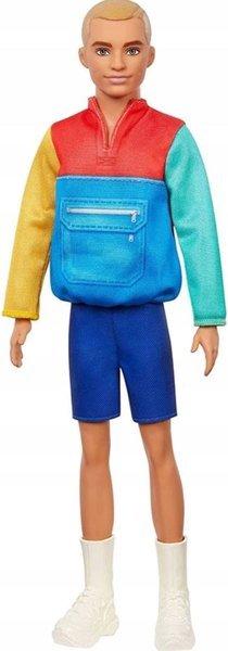 Barbie stylowy Ken lalka GRB88