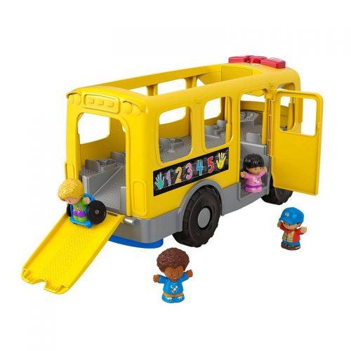 Wielki autobus młodego odkrywcy GTL65 Fisher Price