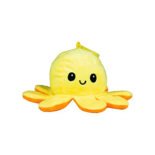 Innogio maskotka pluszak ośmiorniczka 8 cm żółta