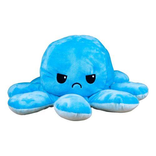 Ośmiorniczka maskotka pluszak 16cm Innogio niebieska