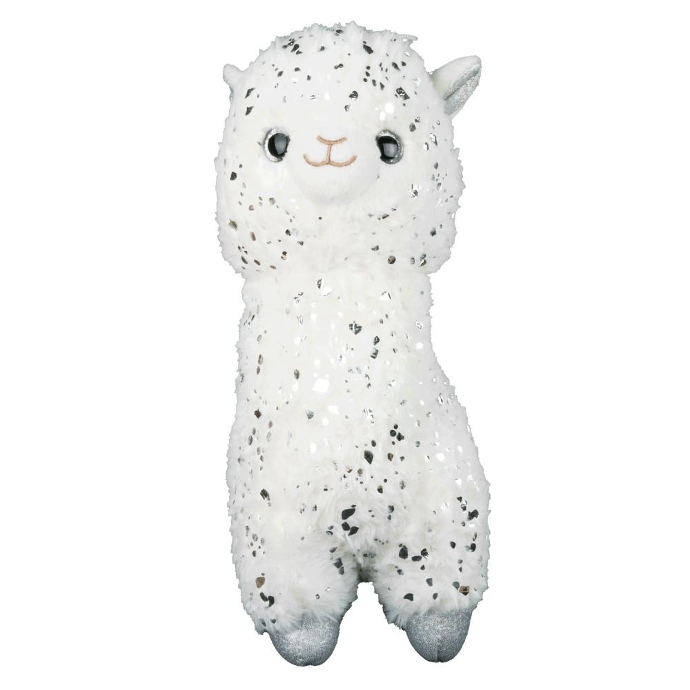 Lama maskotka pluszak dla dziecka  Innogio 30cm biała