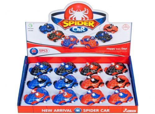 Nakręcany paająk spider zabawka dla dzieci 8 cm