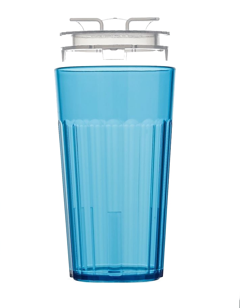 Reflo kubek treningowy 280ml Smart Cub blue