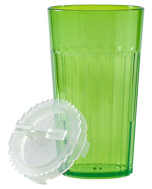 Kubek treningowy Reflo 280ml Smart Cub zielony
