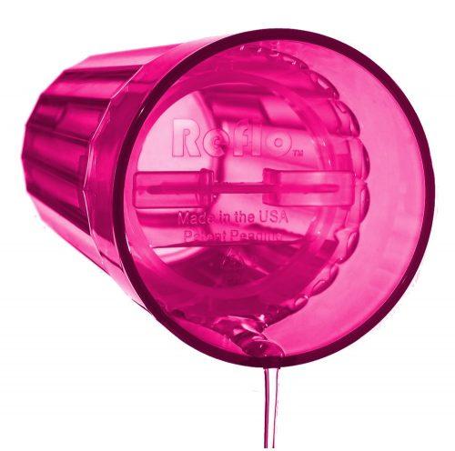 Reflo kubek treningowy 280ml Smart Cub pink