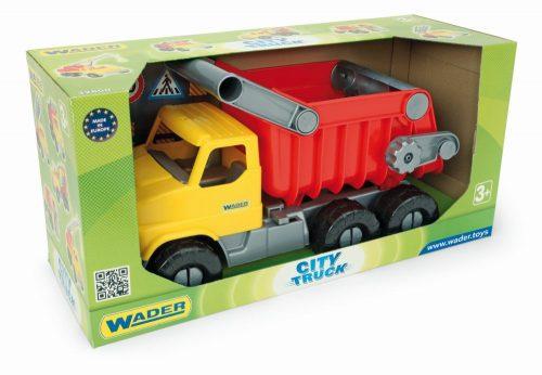 Wywrotka Wader City Truck samochód 32605 42cm
