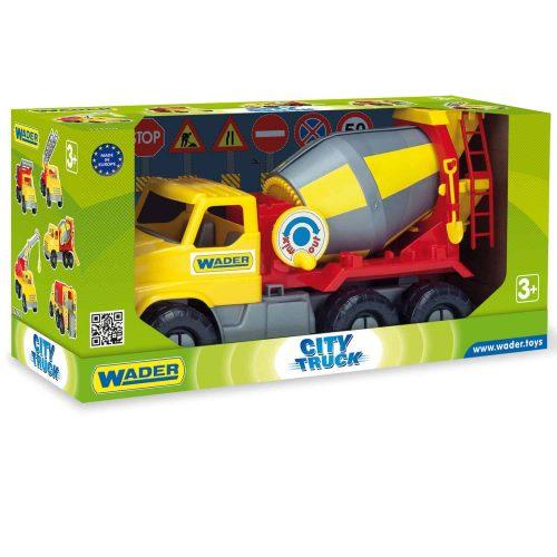 Duża betoniarka 46 cm Wader Truck 32606
