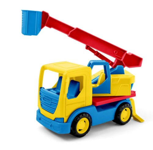 Wader samochód cieżarowy zwyzka podnośnik 35318 29cm