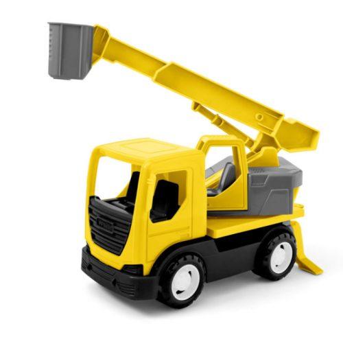 Samochód cieżarowy zwyżka podnośnik zabawka Wader 35368 29cm