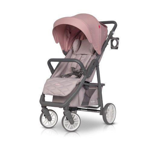 Wózek spacerowy Euro Cart Flex do 22 kg, kolor Rose Pink