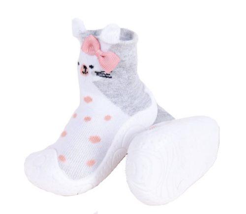 Botki buciki dla niemowląt i dzieci gumowa podeszwa 24