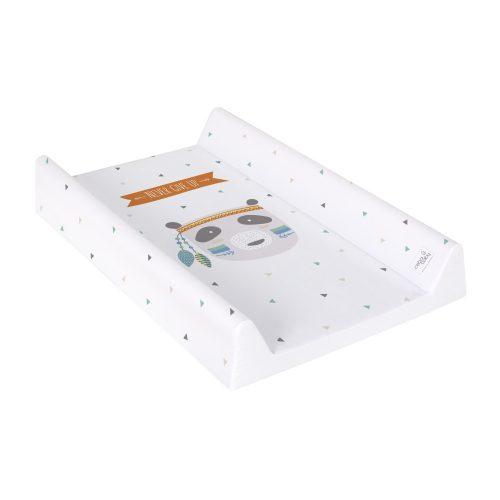 Przewijak na łóżeczko 140x70 nadstawka Ceba 80x50 indianin