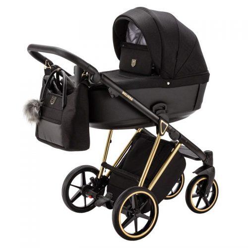 Adamex Belissa Special Edition wózek 3w1 z Avionaut Pixel PRO 0-13 kg kolor PS569 + Adaptery